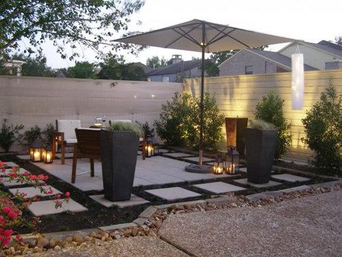 fabulous back garden patio ideas small patio garden