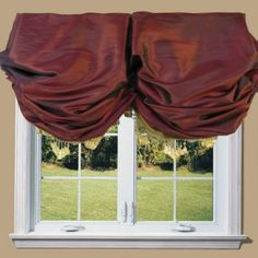 faux silk balloon shades | balloon XWLMCCE
