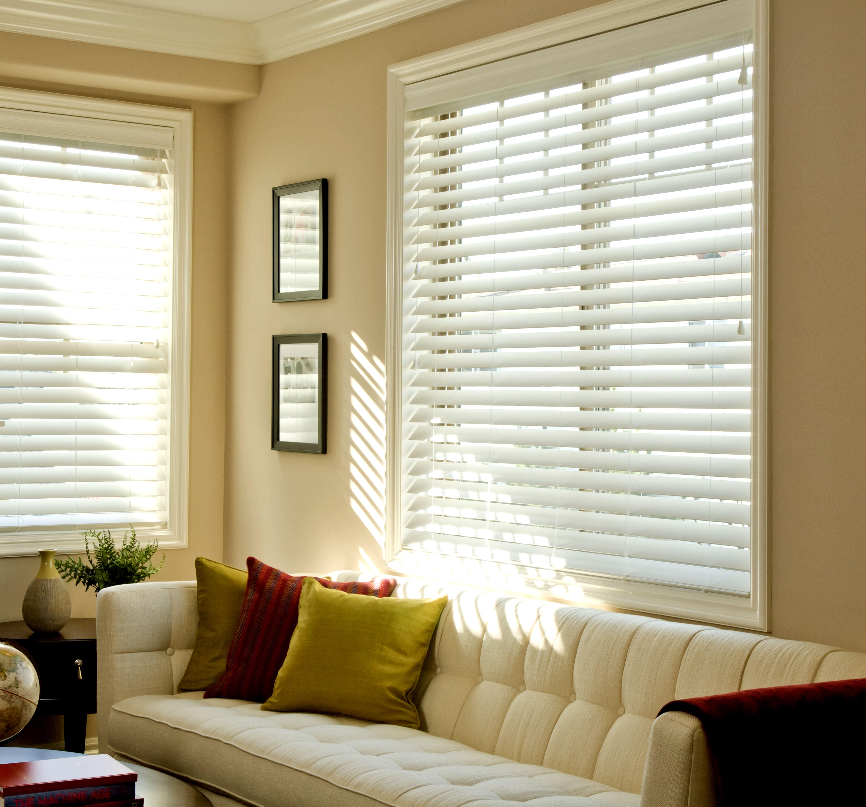 faux wood blinds 2 1/2 IDQGFAL