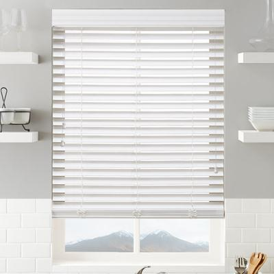 faux wood blinds signature 2 QNJIKDW