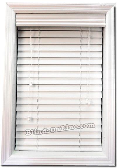 faux wood blinds white 2 CDRSNZN