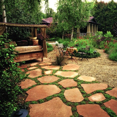 flagstone pavers flagstone paver installation orange county professional service contractor  company PTNXTIT