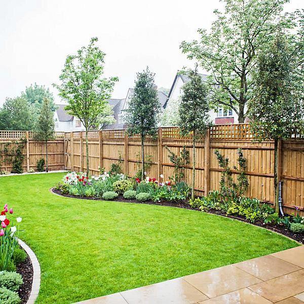 flower garden fence ideas, build your own garden fence, garden fencing ideas WNEWMRY