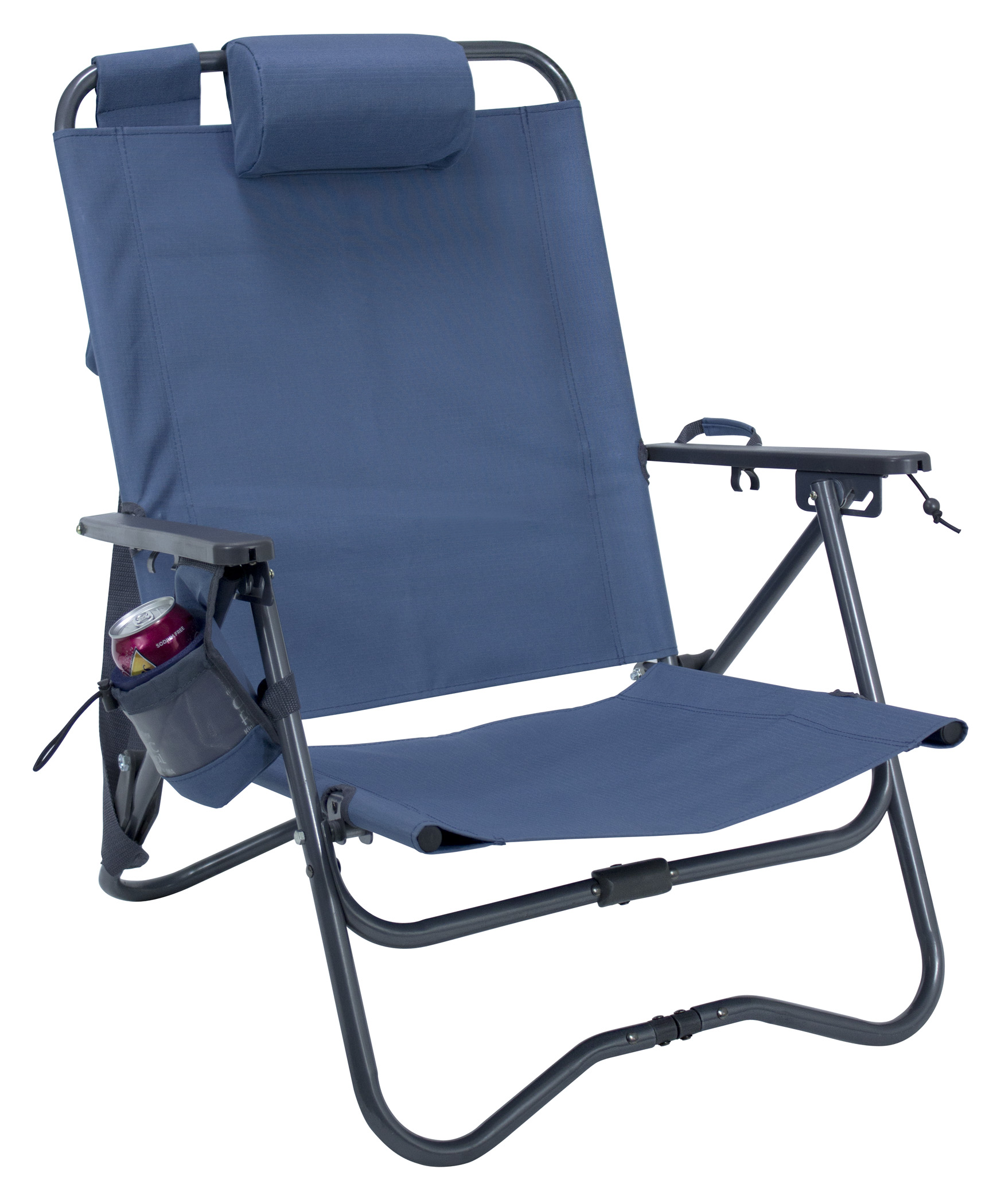 folding camping chairs bi-fold camp chair by gci outdoor SOHFEQG