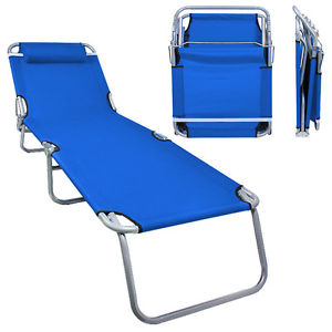 folding lawn chairs image is loading portable-ostrich-lawn-chair-folding-outdoor-chaise-lounge- QHYEGTI