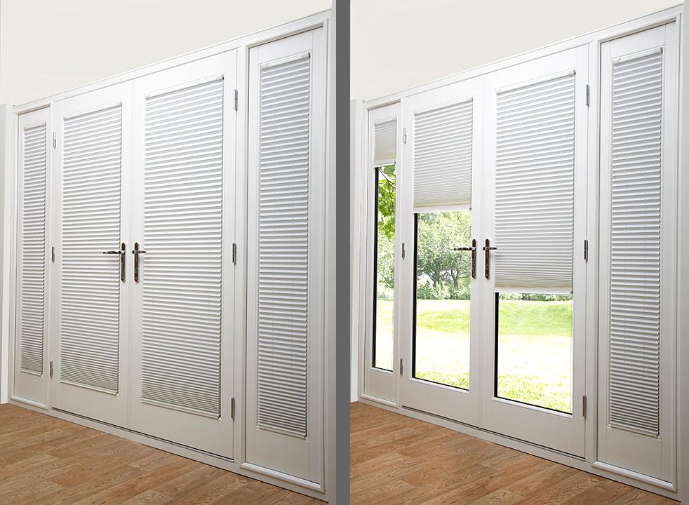 french door blinds door blinds blinds for wooden french doors wooden blinds for patio doors TJTFOGD