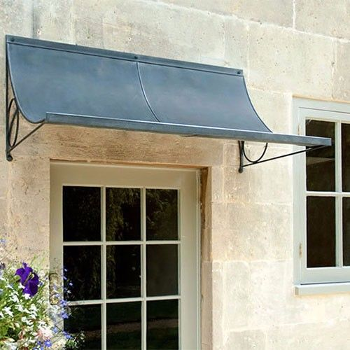 front door canopies made from zinc galvanized steel. any porch canopy made EUVRSAZ