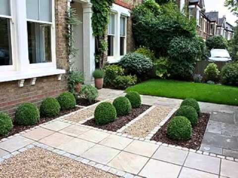 front garden designs small front garden design MOQIKGE