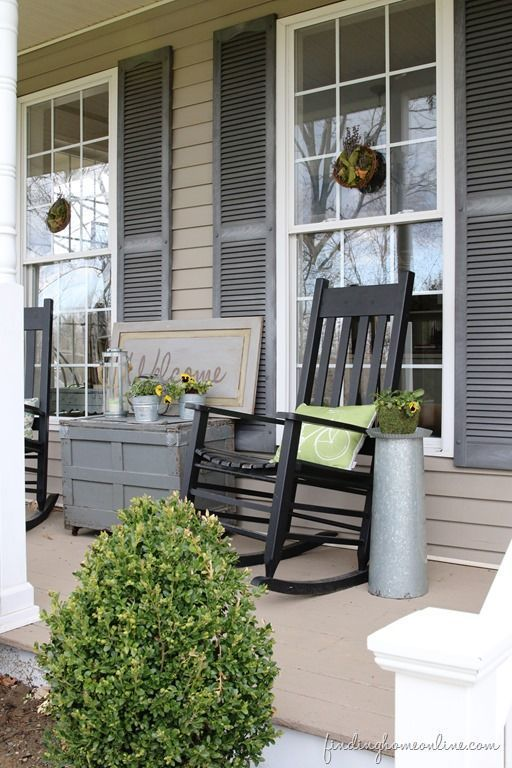 front porch decor summer front porch decorating and