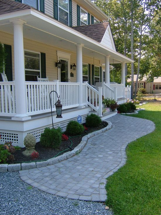 front porch designs traditional exterior front porch design, pictures, remodel, decor and  ideas. soooo FRRKHVY