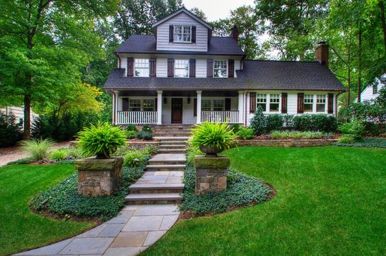 front yard design 17 divine front yard designs that everyone will envy FEBRUVC