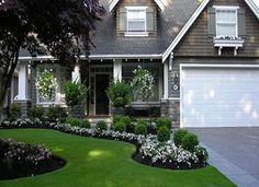 front yard design 38388409c2adede2241b7f3297daed50.jpg 550×400 pixels WPTAGFF