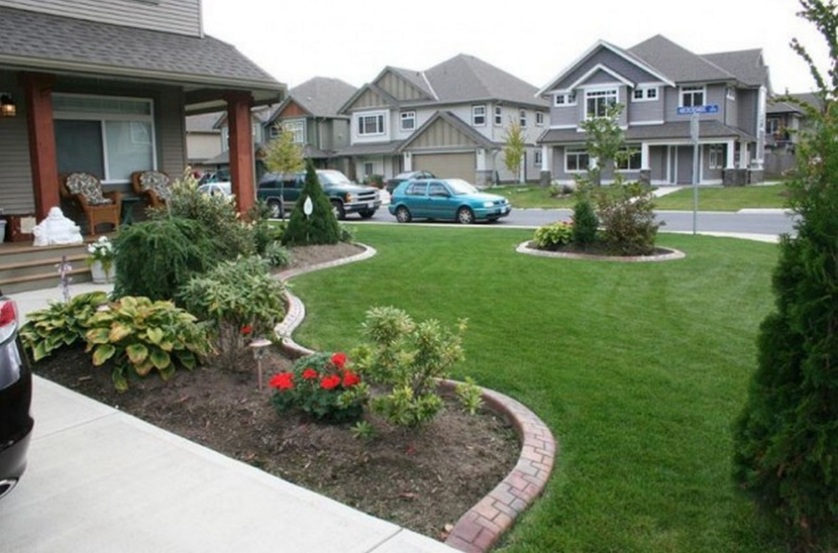 The Need Of A Good Front Yard Design Decorifusta