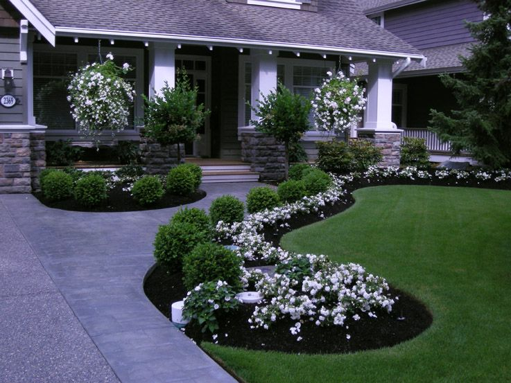 front yard design front yard front yard makeover transformation | south surrey bc CHMEBJG
