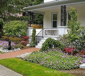 front yard designs front yard landscape designs, ideas | hometalk NKGOAQZ