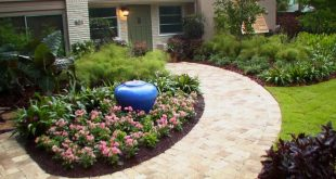 front yard landscaping ideas WCXYHZV