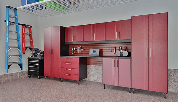 garage storage systems MCSJBOL