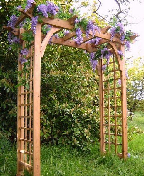 garden arches 13 garden arbor ideas to complete your garden aesthetic | ~garden arbor YSPUTGA