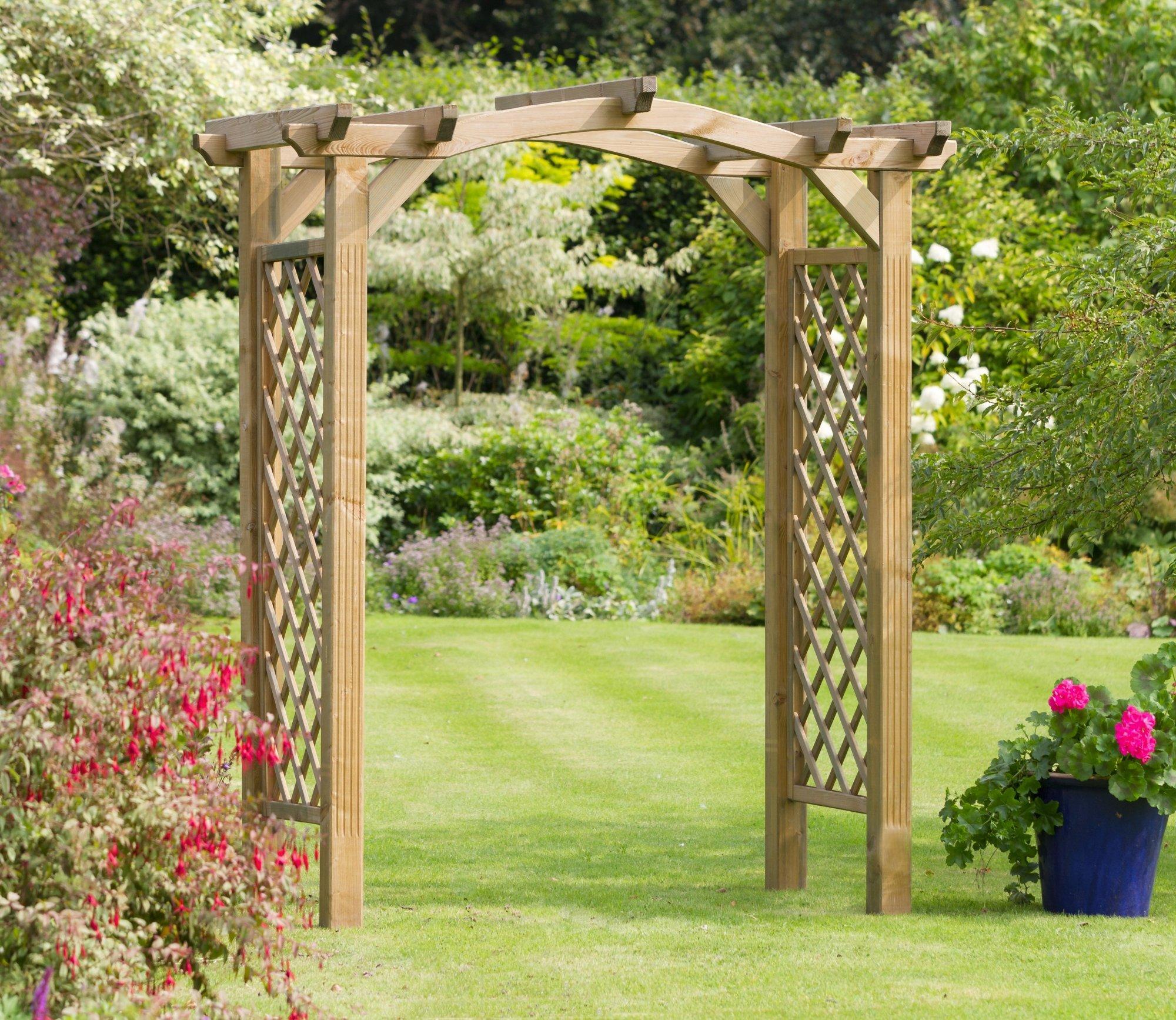 garden arches zest venus garden arch ITAIGGX