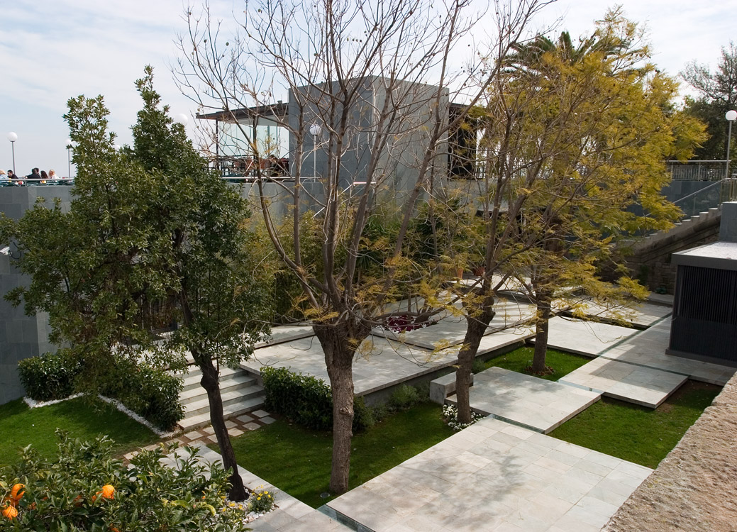 garden architecture fondarius-architecture-montjuic-garden-barcelona-01 « landscape architecture  works | landezine. u003e NPPHVZU
