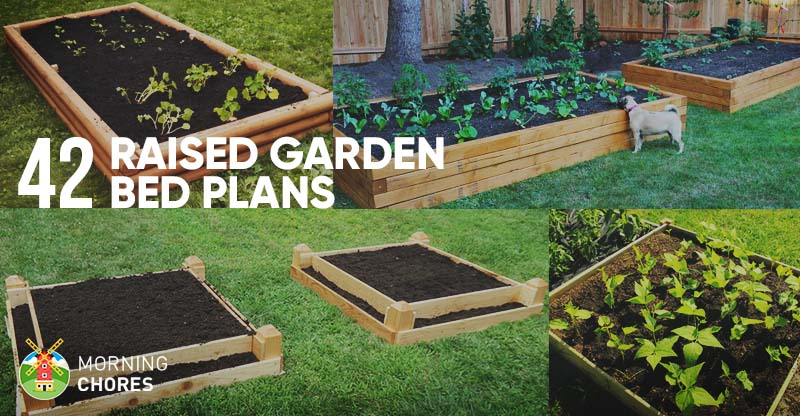 garden bed ideas 59 diy raised garden bed plans u0026 ideas you can build in VMUYIWH