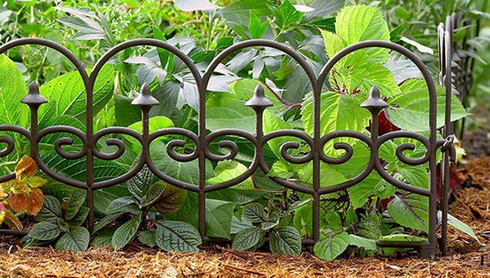 garden border edging edging_fence_border SFOMSUZ