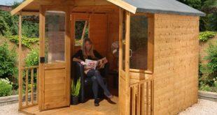 garden buildings forest 8x8 hollington summerhouse IOKJBEU