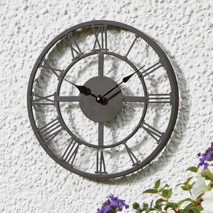 AN OVERVIEW OF GARDEN CLOCK