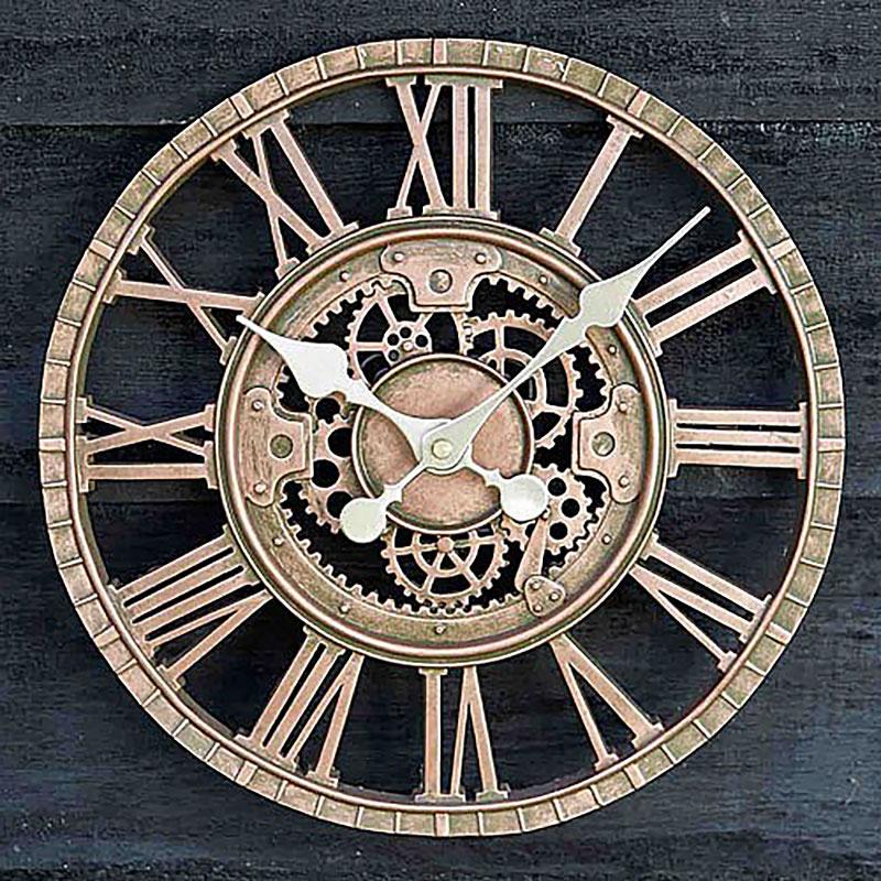 garden clock hover to zoom UYVQYCP
