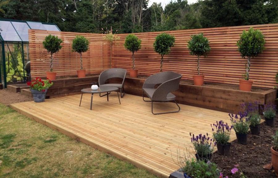 Few tips for getting the best Garden decking