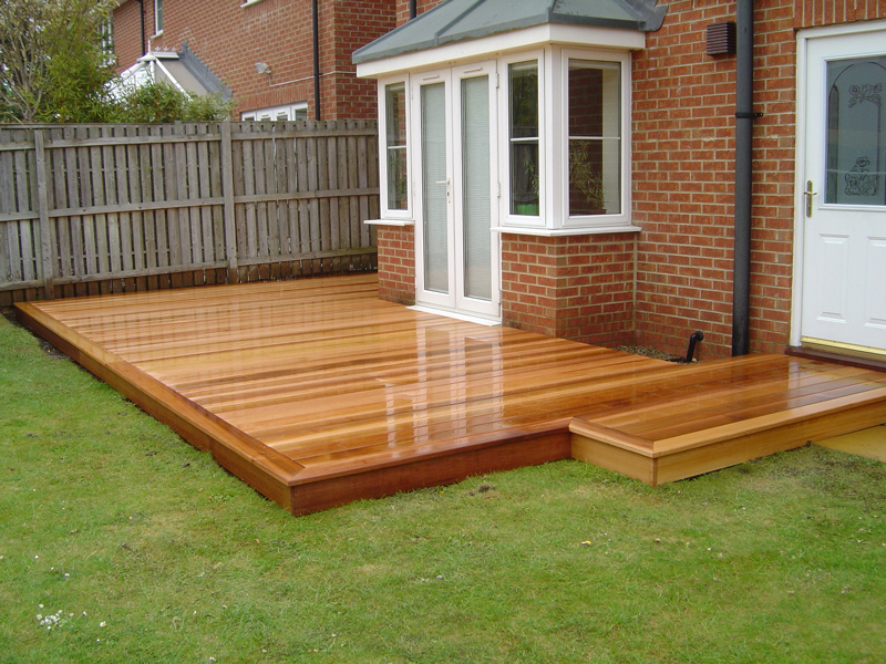 garden decking how to pest-proof your decking and garden PJFCFCT