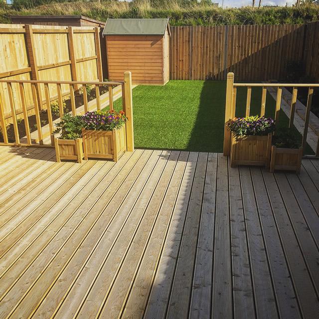 garden decking OEVSHDI