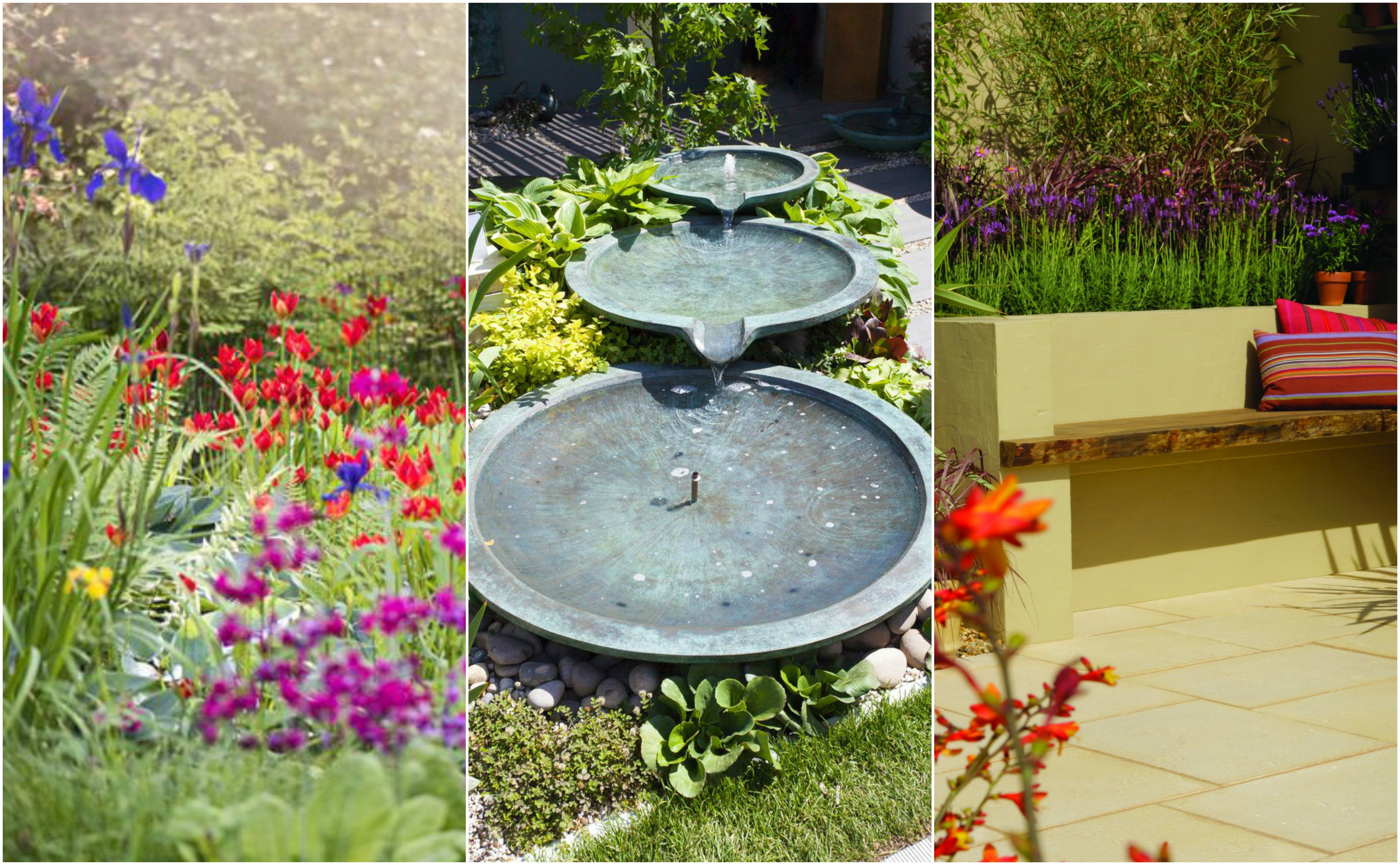 garden design ideas DCQAWNS