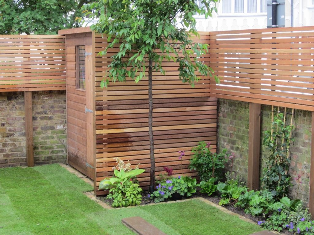 garden fence ideas GFGEKUA