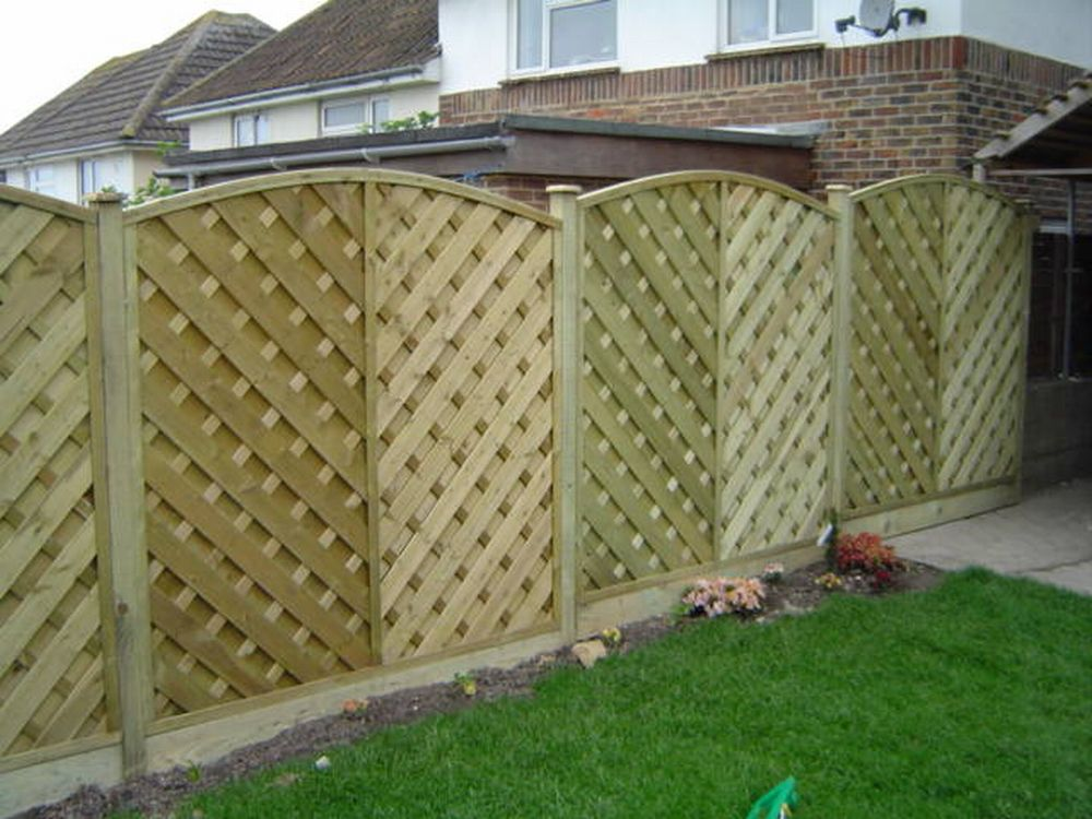 garden fence panels oval top choose the garden fence panels depending on WTRNZDI
