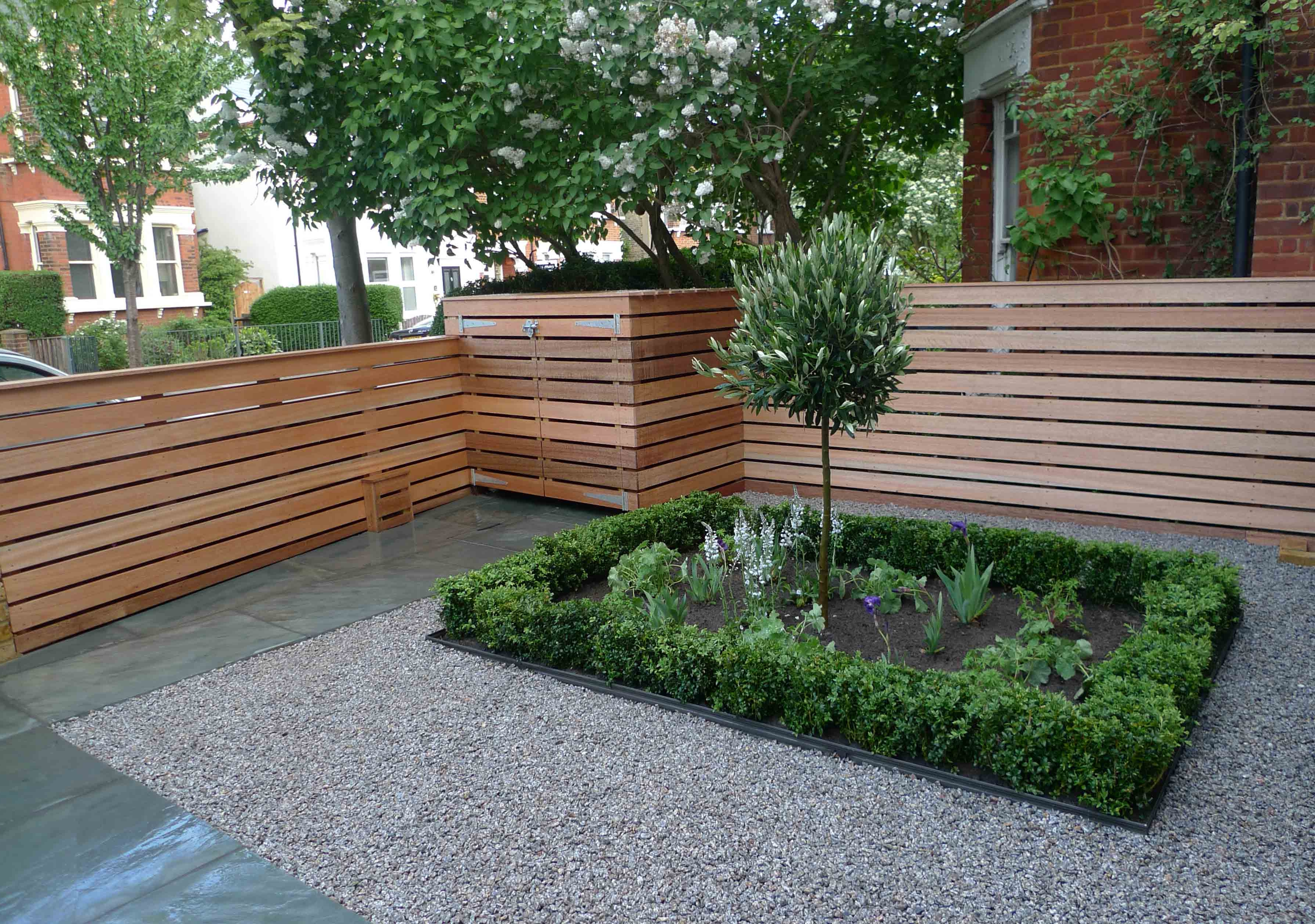 garden fencing ideas front garden fence ideas uk org design home and decorating in contemporary FTNPAFO