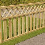 The Benefits of Garden Fencing Panels
