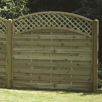 garden fencing panels european fence panels UDBFITO