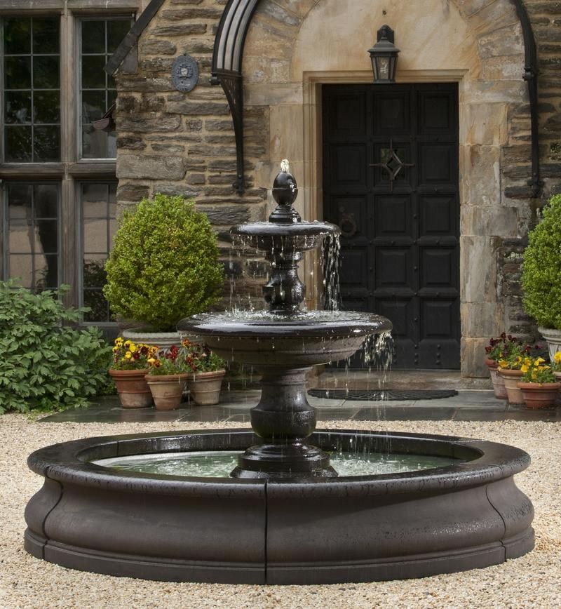 garden fountains all of our fountains include a u.l. listed pump, unless noted. we BRZZDMK