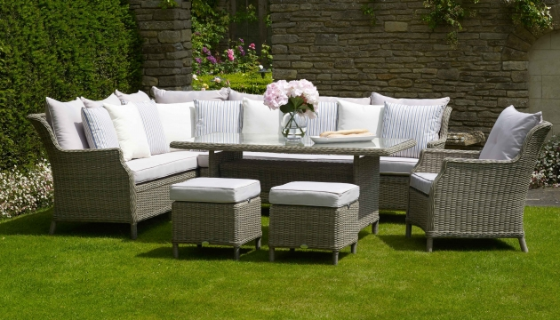 garden furniture a stylish and innovative modular furniture set. can be configured to the YXYZFUV