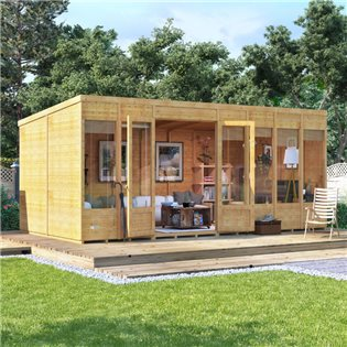 garden huts billyoh bella tongue and groove pent summerhouse WIRBFVE