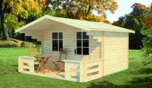 garden huts cabins instock MDPEROR
