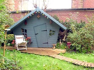 garden huts XKWQVVC