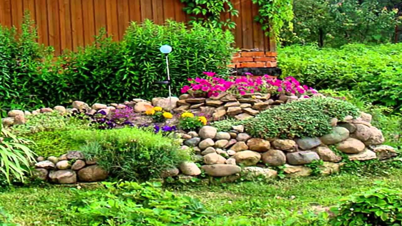 Get Cool Fresh Vegetables and Air with Garden Landscape