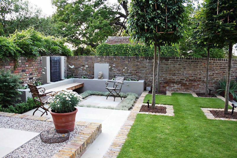 garden landscape design pictures KGEWJXB