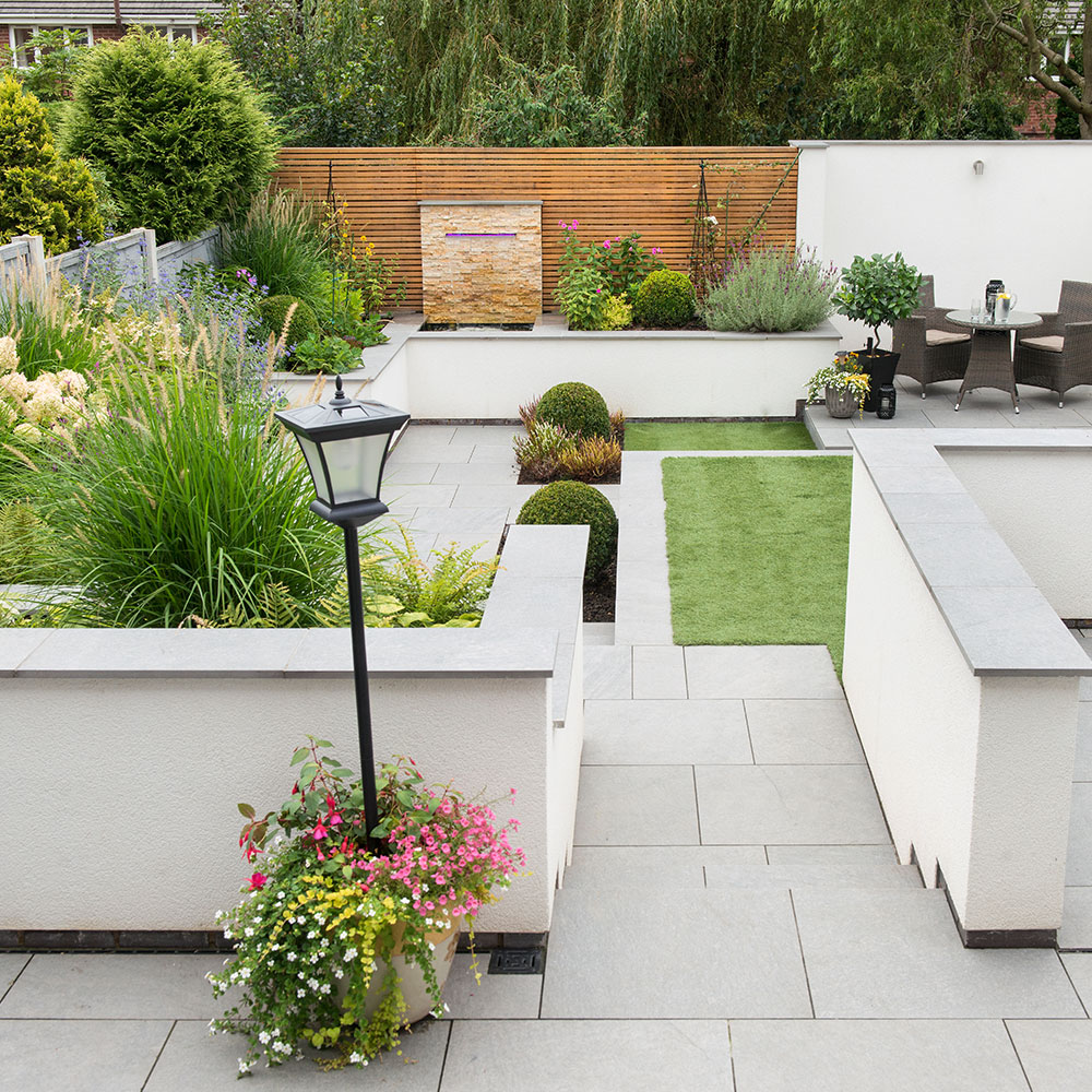 garden landscape garden landscaping ideas: how to plan and create your perfect garden MWJDSHB