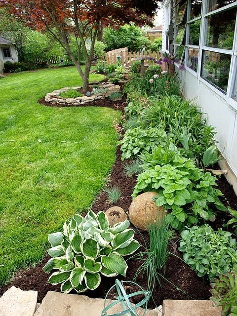 garden landscaping ideas 55 backyard landscaping ideas youu0027ll fall in love with | timeless: gardens JVLSDXL