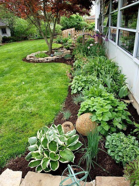 garden landscaping ideas 55 backyard landscaping ideas youu0027ll fall in love with | timeless: gardens JVLSDXL