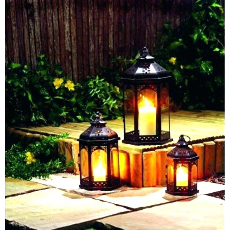 garden lanterns garden lanterns for sale garden lanterns set of three WCFCKUH