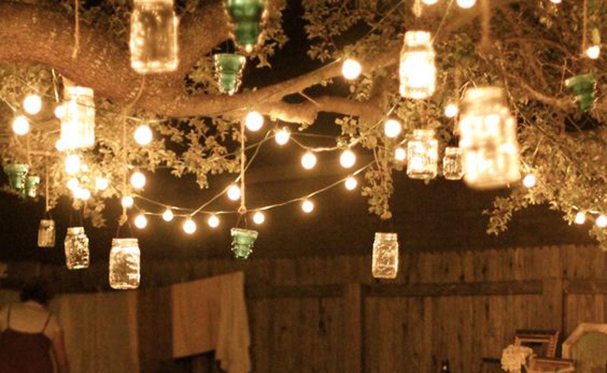 garden lanterns: transform your yard to romance novel status YUGBASU